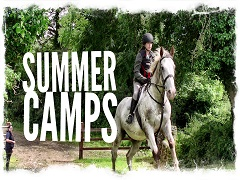 Horse Riding Summer Camp Ireland